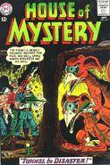House of Mystery v.1 137