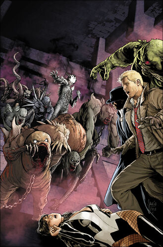 Justice League Dark Vol 1 27 Dc Database Fandom Powered By Wikia