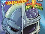 Justice League/Power Rangers Vol 1 4