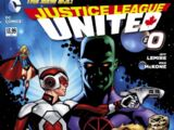 Justice League United Vol 1 0