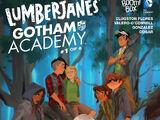 Lumberjanes/Gotham Academy Vol 1 1