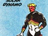 Solar Dynamo (New Earth)
