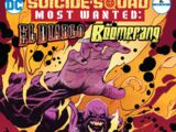 Suicide Squad Most Wanted: El Diablo and Boomerang Vol 1 2