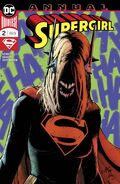 Supergirl Annual Vol 7 2