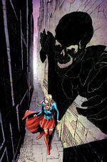 Supergirl under siege