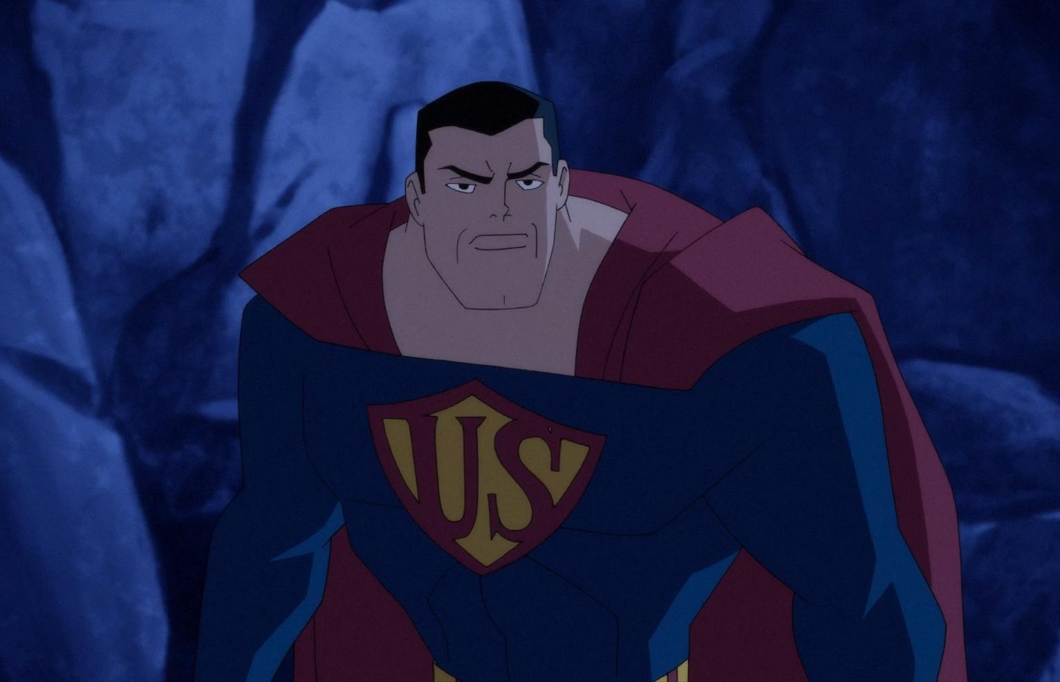 Superior Man Superman Red Son Movie Dc Database Fandom
