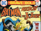 The Brave and the Bold Vol 1 118
