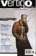 Vertigo Secret Files Hellblazer Vol 1 1