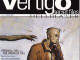 Vertigo Secret Files: Hellblazer