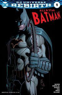 All-Star Batman Vol 1 1
