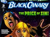 Black Canary Vol 3 3