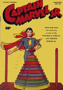 Captain Marvel, Jr. Vol 1 55