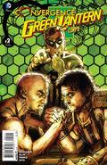 Convergence Green Lantern Corps Vol 1 2
