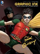 Graphic Ink The DC Comics Art of Frank Quitely