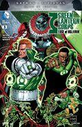 Green Lantern Corps Edge of Oblivion Vol 1 3