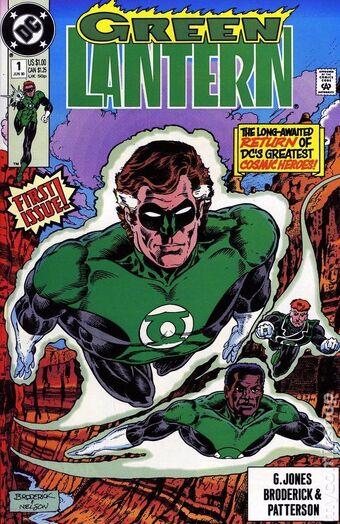 Green Lantern /'00 130 NM N0