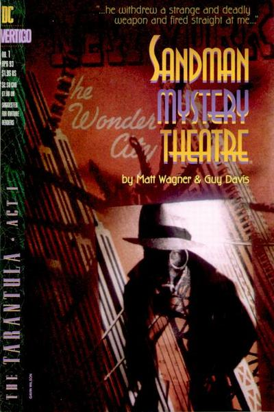 Image result for Sandman Mystery Theater #1