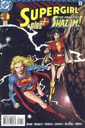 Supergirl Plus The Power of Shazam! 1