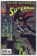 Superman- Man of Steel Vol 1 39