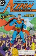Action Comics Vol 1 606