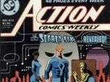 Action Comics Vol 1 612