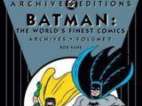 Batman: The World's Finest Comics Archives Vol. 2 (Collected)