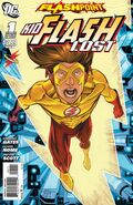 Flashpoint Kid Flash Lost Vol 1 1