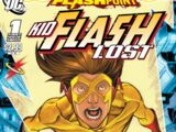 Flashpoint: Kid Flash Lost Vol 1 1