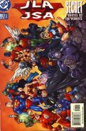 JLA JSA Secret Files and Origins 1