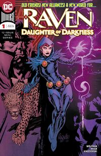 Raven Daughter of Darkness Vol 1 1