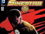 Sinestro Vol 1 12