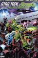 Star Trek Green Lantern Stranger Worlds Vol 1 3