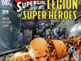 Supergirl and the Legion of Super-Heroes Vol 1 26
