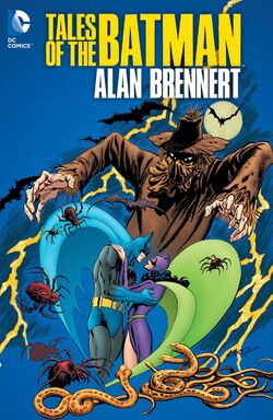 Cover for the Tales of the Batman: Alan Brennert Trade Paperback