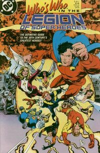Who's Who in the Legion of Super-Heroes 1