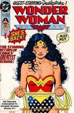 Wonder Woman is back