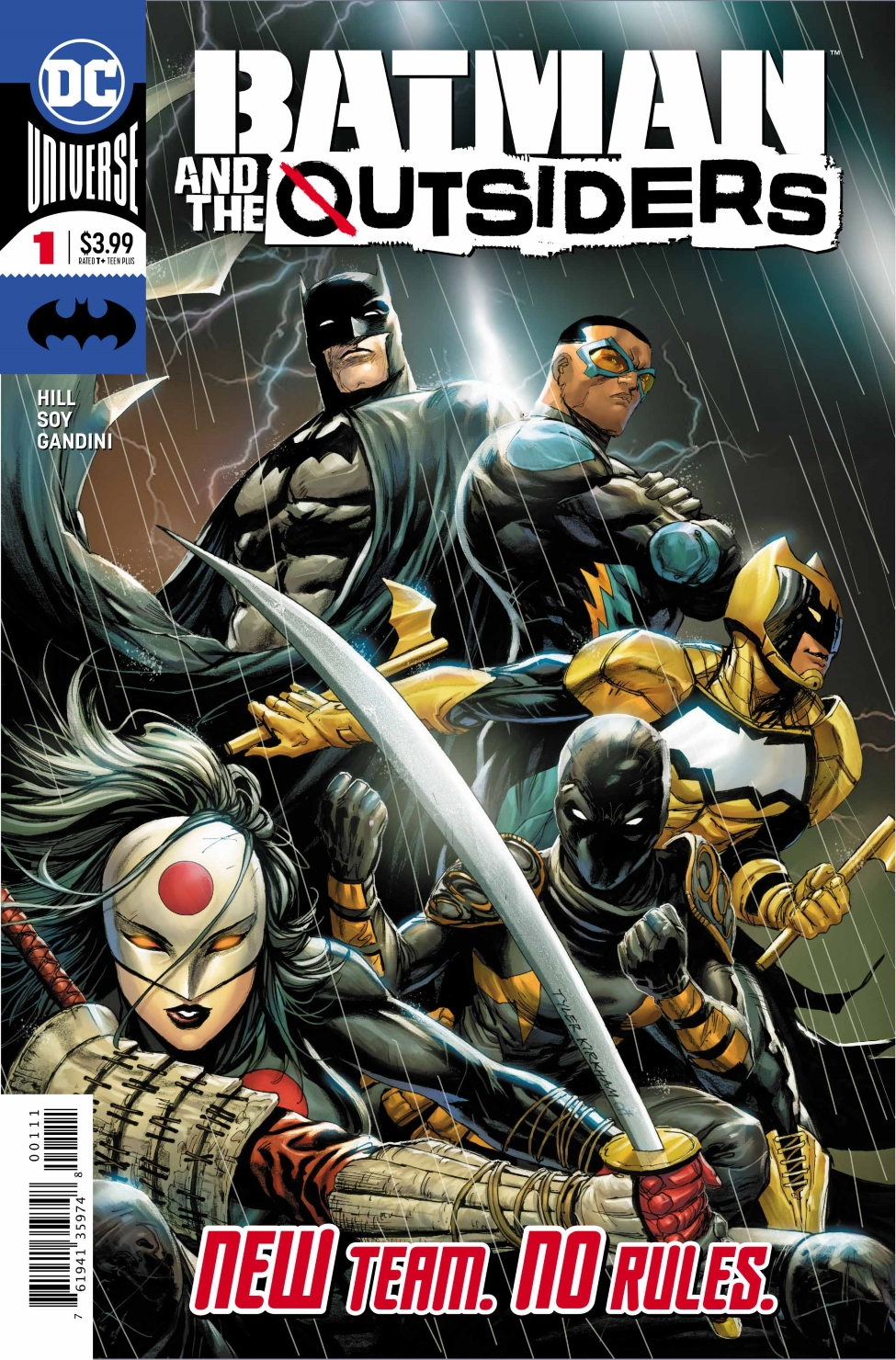 Batman and the Outsiders 2019 dc descarga mega español