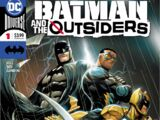 Batman and the Outsiders Vol 3
