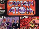 Captain Atom Vol 2 50
