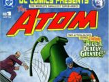 DC Comics Presents: The Atom Vol 2 1