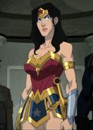 Diana of Themyscira DC Animated Movie Universe 003