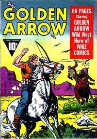 Golden Arrow Vol 1 1