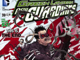 Green Lantern: New Guardians Vol 1 39