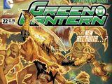 Green Lantern Vol 5 22