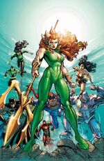 Mera and the Justice League