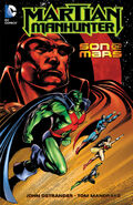 Martian Manhunter Son of Mars (Collected)