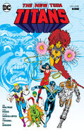 New Teen Titans Vol 9 TPB