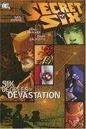 Secret Six Six Degrees of Devastation TPB