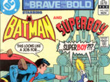 The Brave and the Bold Vol 1 192