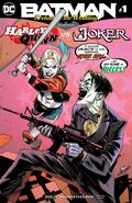 Batman Prelude to the Wedding Harley Quinn vs. The Joker Vol 1 1